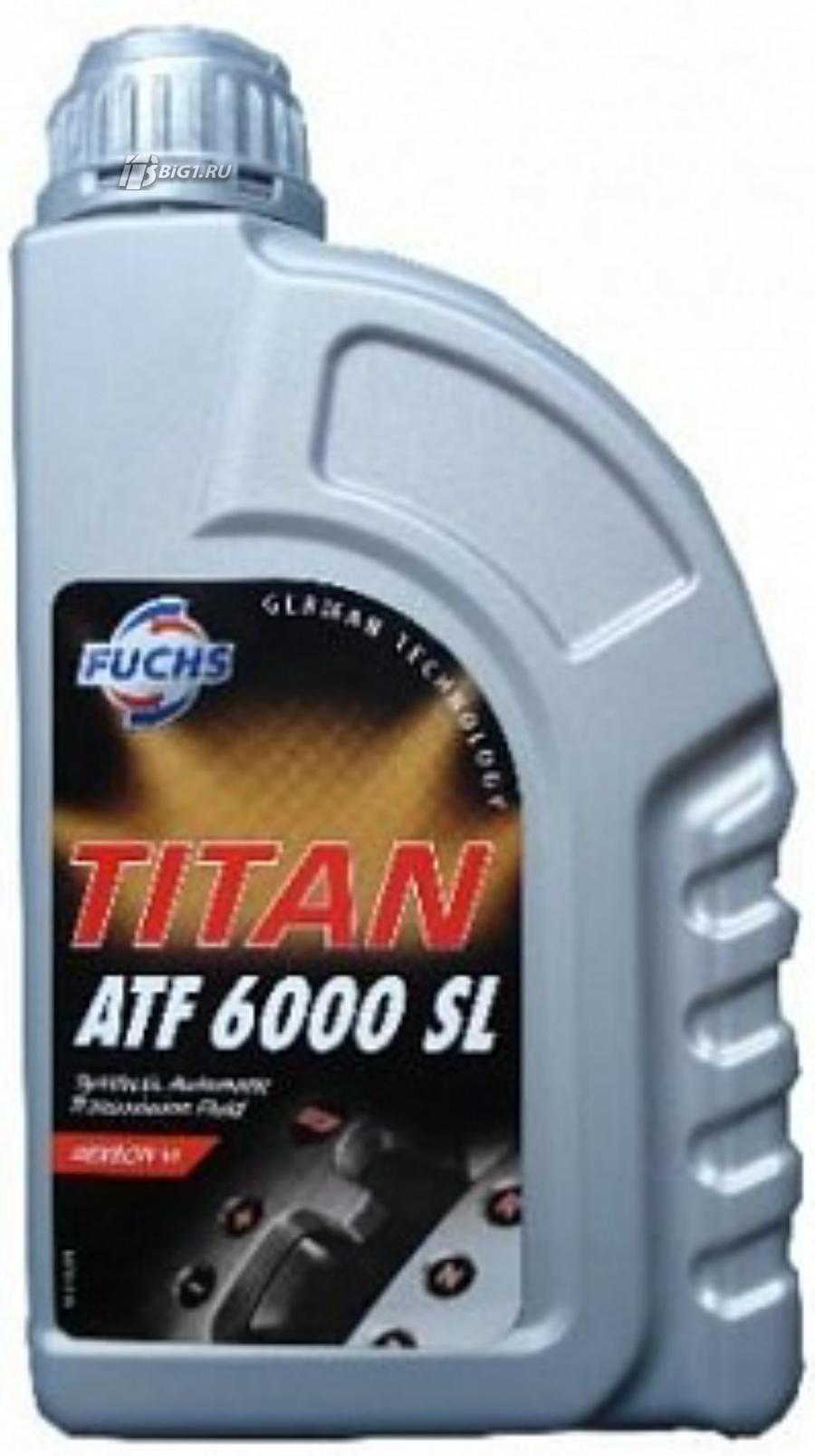 Fuchs Titan 6000 SL