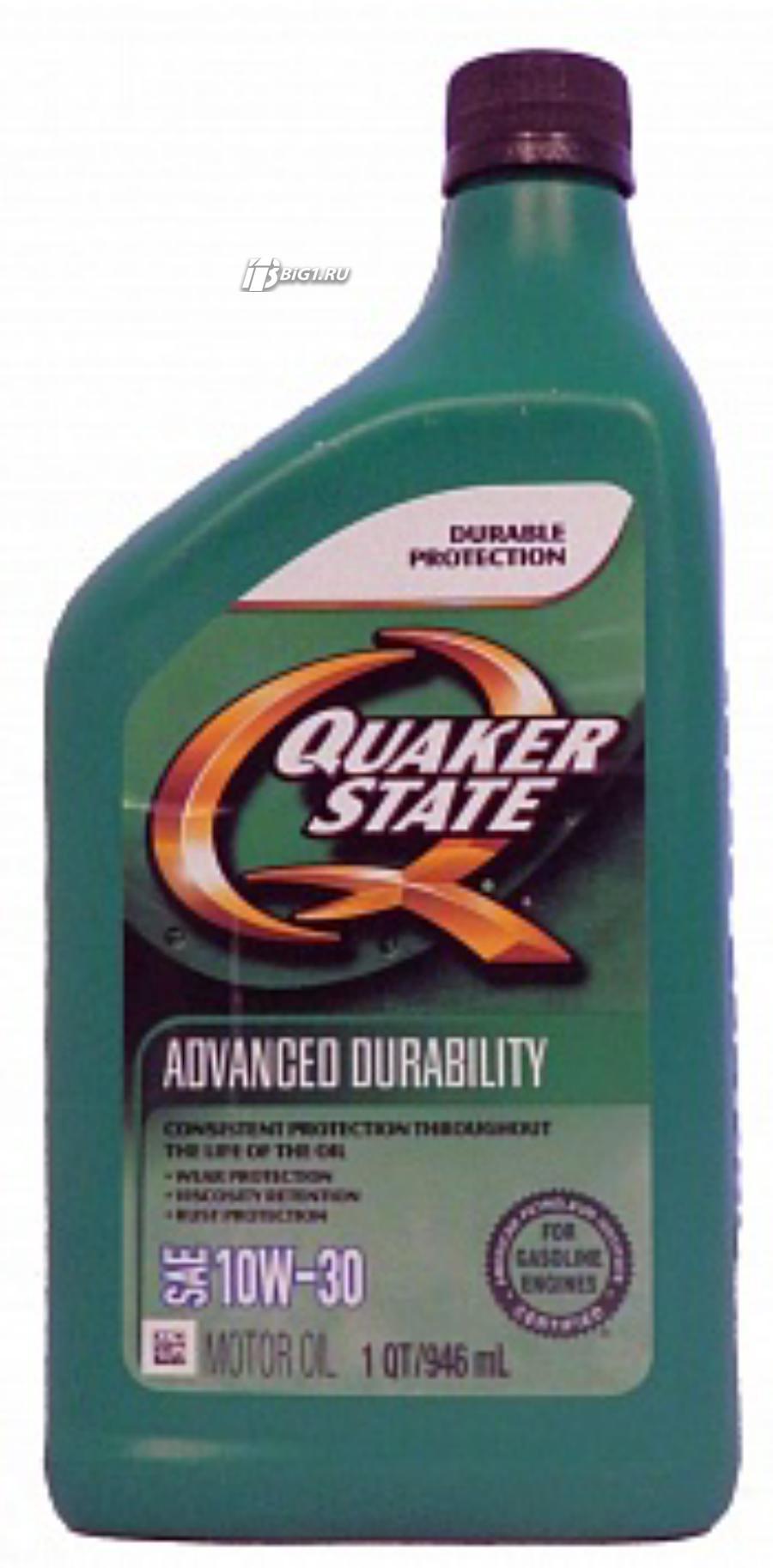 QUAKER STATE Advanced Durability 10W-30