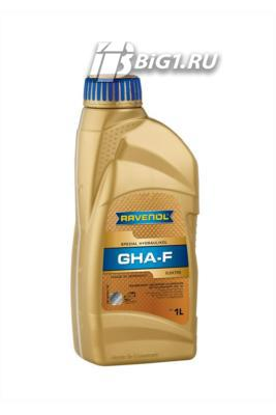 """Масло гидравлическое синтетическое """"GHA-F Gearbox Hydraulic Actuator"""", 1л"""
