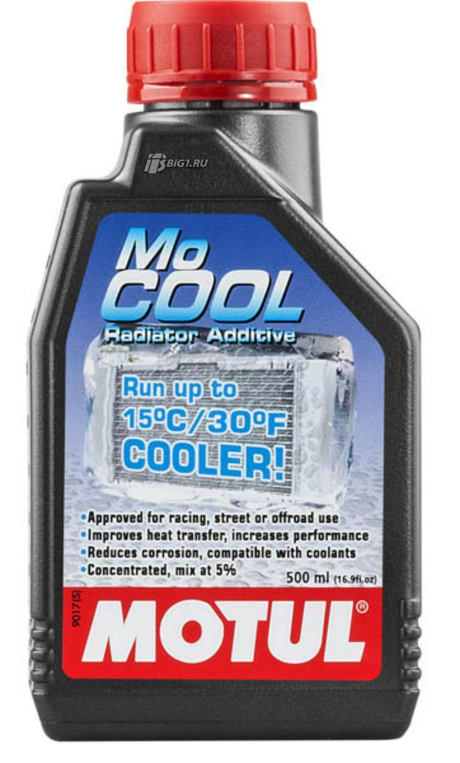 """Присадка для системы охлаждения """"MoCool"""", 500мл"""