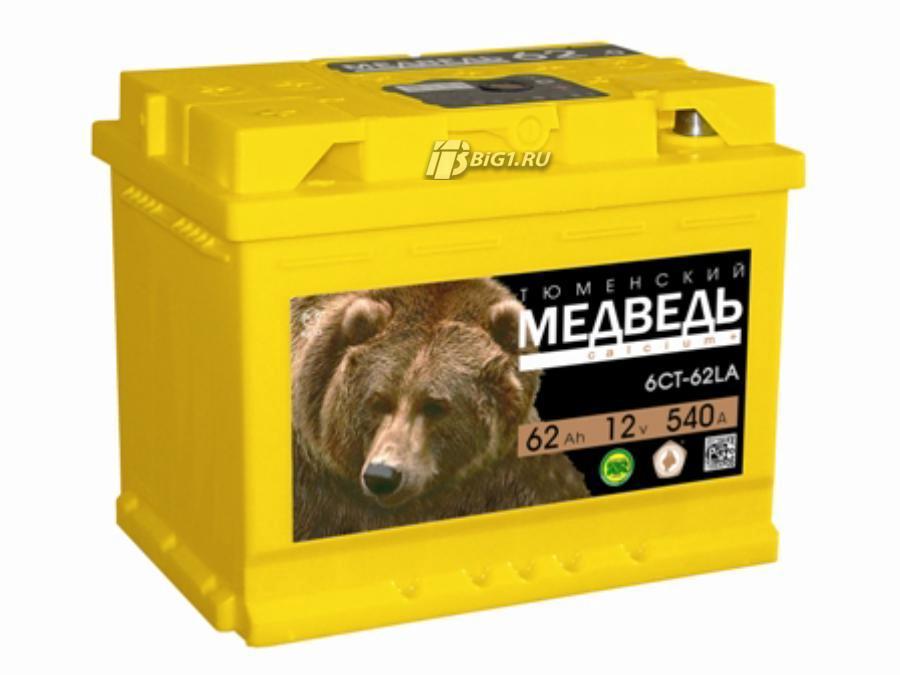 Тюменский Медведь 62.1