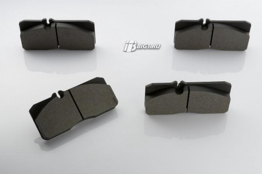 Тормозная накладка, диск