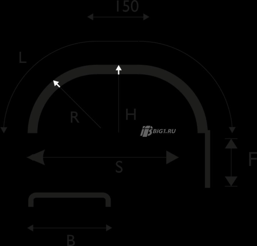 Рулевой мост Supra F150