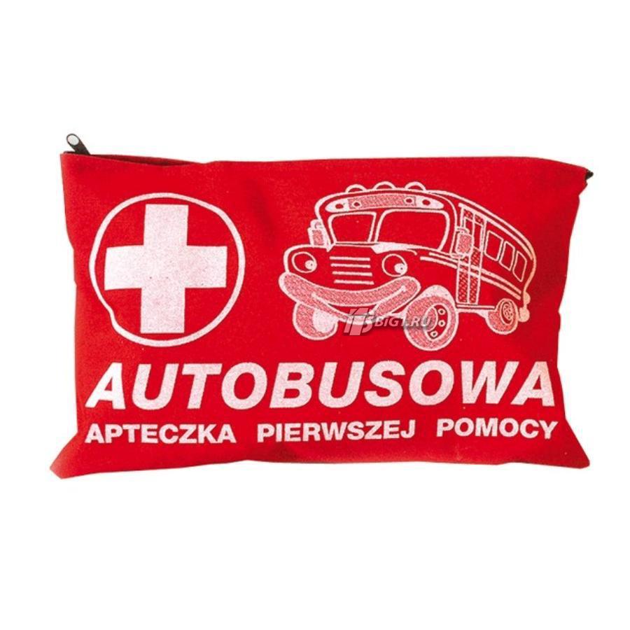 Аптечка автомобильная (BUS)