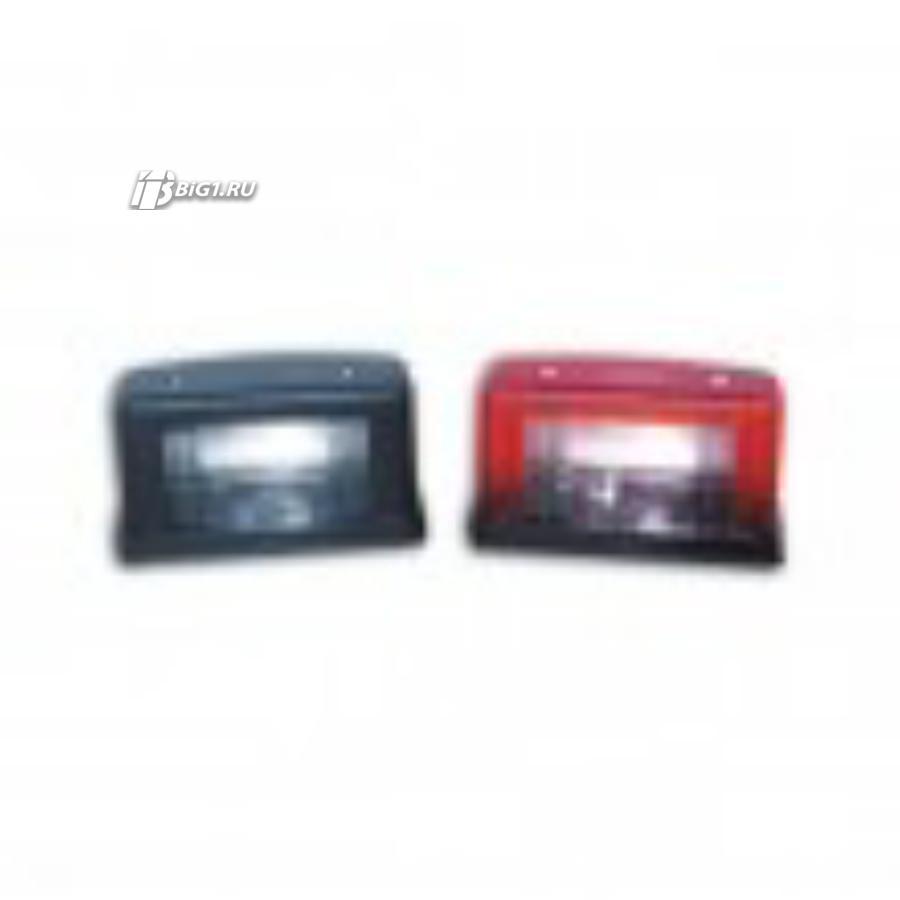 Лампа освещения номерного знака (Красная, G09)