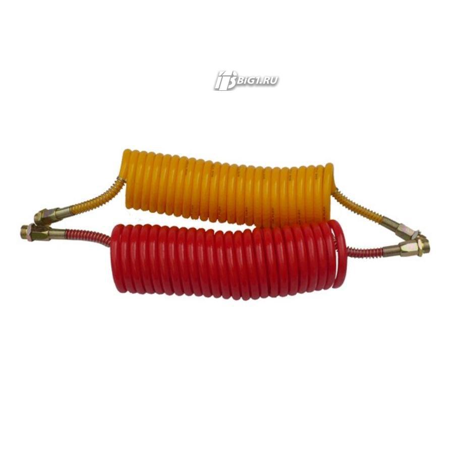 Спиральный шланг (Красный, M16)
