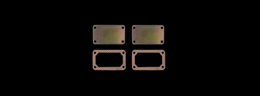 Комплект крышек компрессора
