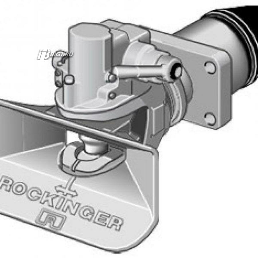 Тягово-сцепное устройство ROCKINGER RO500 B 41004
