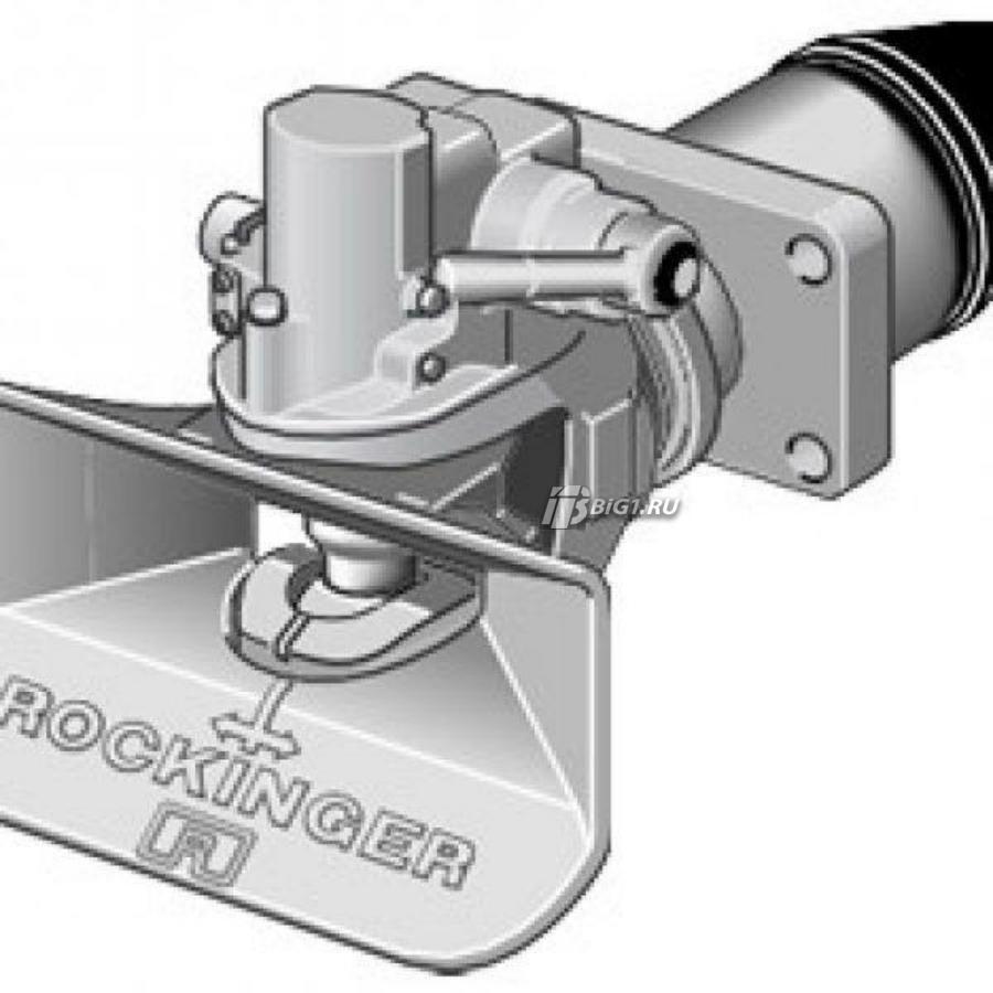 Тягово-сцепное устройство ROCKINGER RO500 A 50004