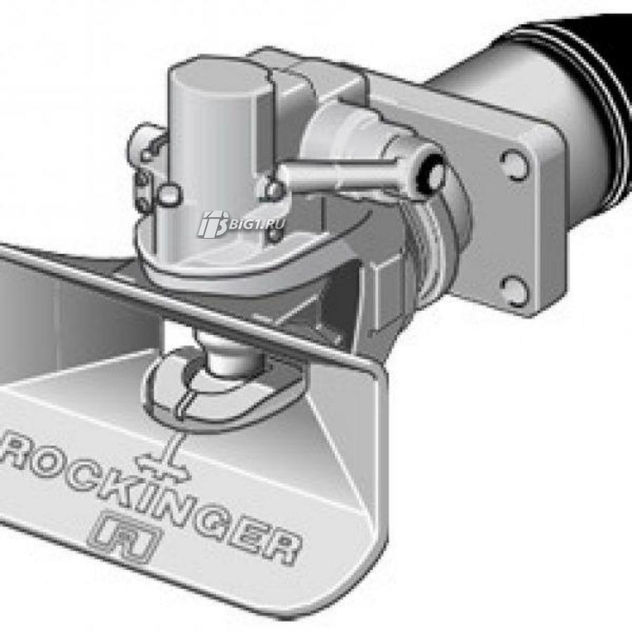 Тягово-сцепное устройство ROCKINGER RO500 B 50004