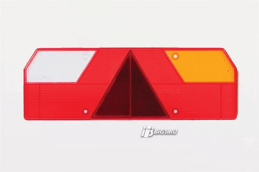 Стекло заднего фонаря SCHMITZ с треугольником прав
