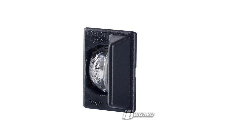 фонарь подсветки заднего номера LT 073