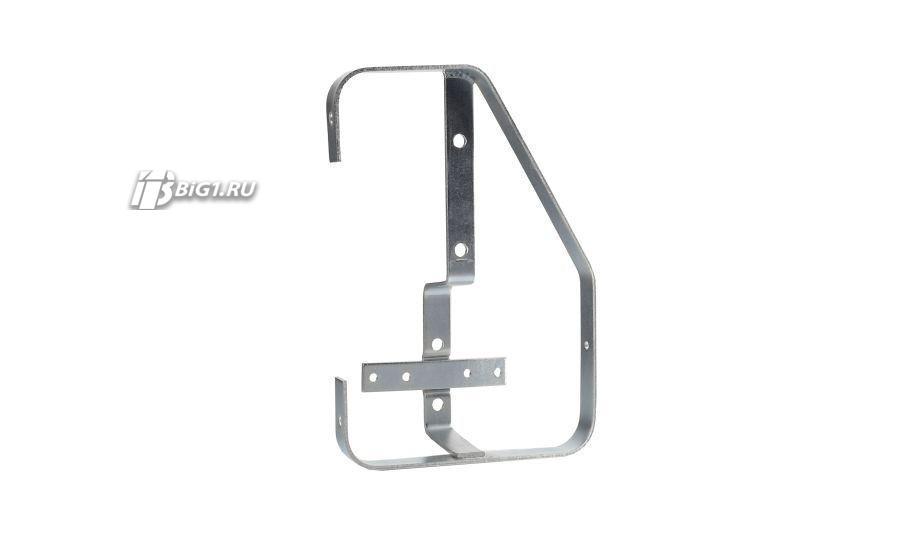 Металлическая рамка для монтажа фонарей на прицепах, правая: TRM 00598