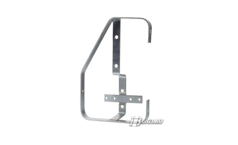 Металлическая рамка для монтажа фонарей на прицепах, правая:TRM 00599