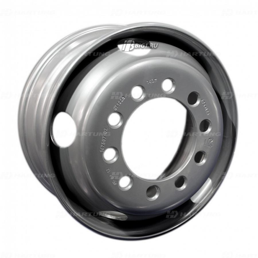 Колесо дисковое HARTUNG 6,75х17,5 10/225 d176 ET132,5 (507-02)