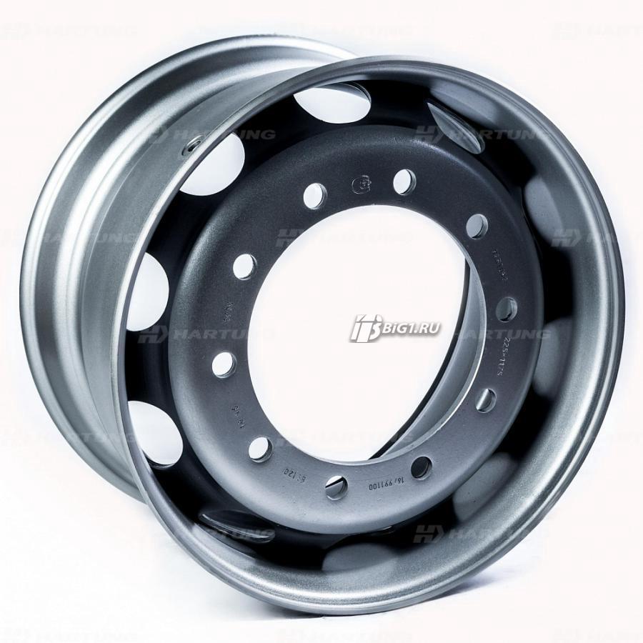 Колесо дисковое HARTUNG 11.75x22.5 10/335 d281 ET120 (9911-21)