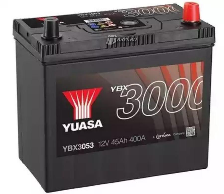 Стартерная аккумуляторная батарея