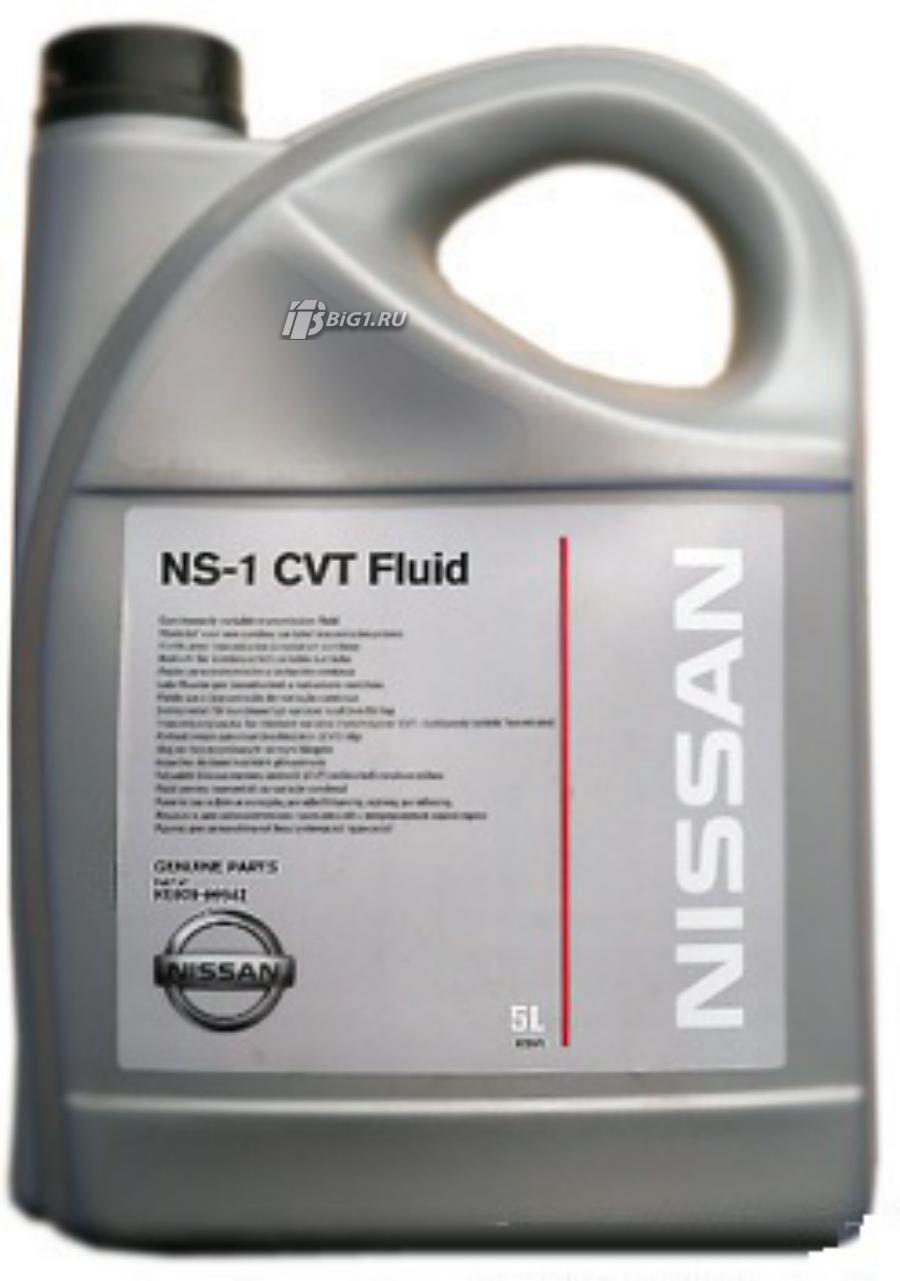 """Масло трансмиссионное минеральное """"CVT NS-1"""", 5л"""