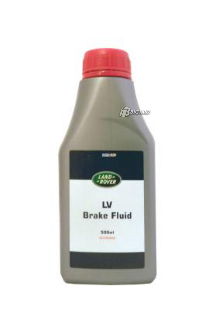 Жидкость тормозная 0,5л