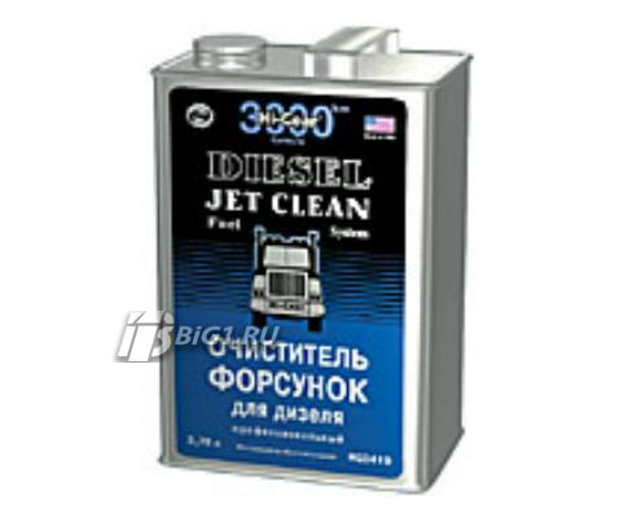 Очиститель форсунок для дизеля 3,78л (6шт)
