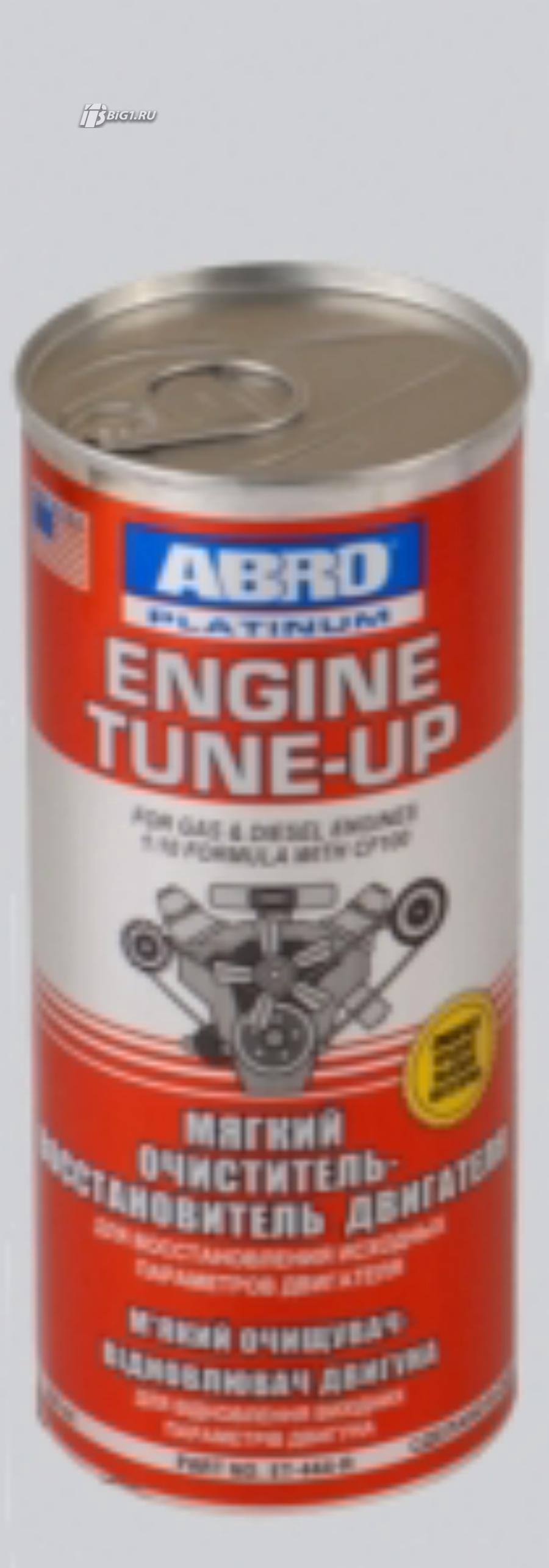 Очиститель-востановитель двигателя мягкий