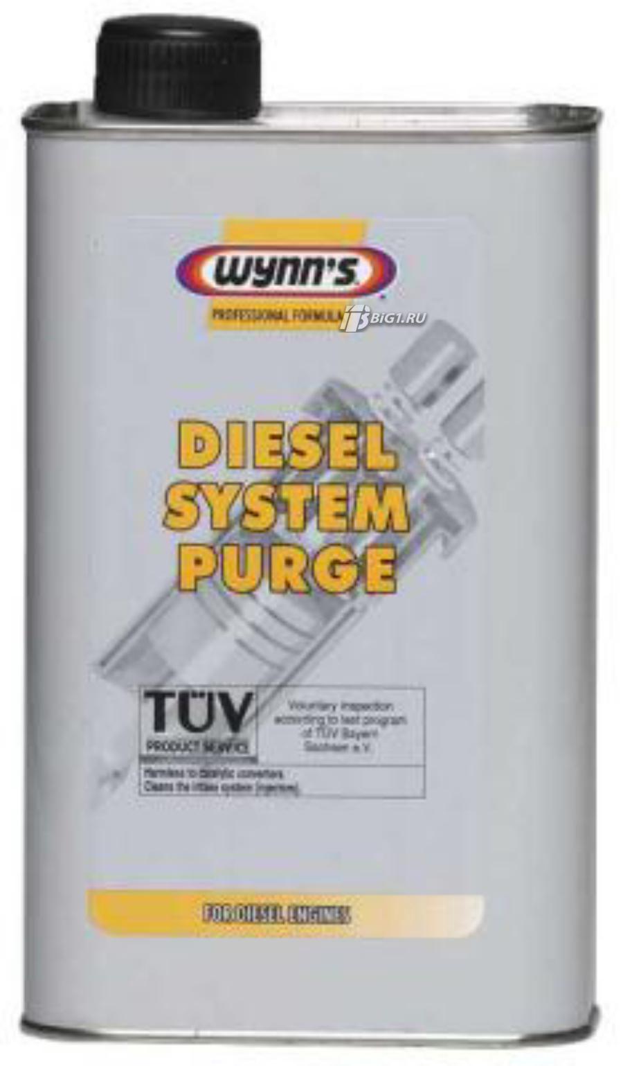 Wynn's Жидкость очиститель инжектора дизель