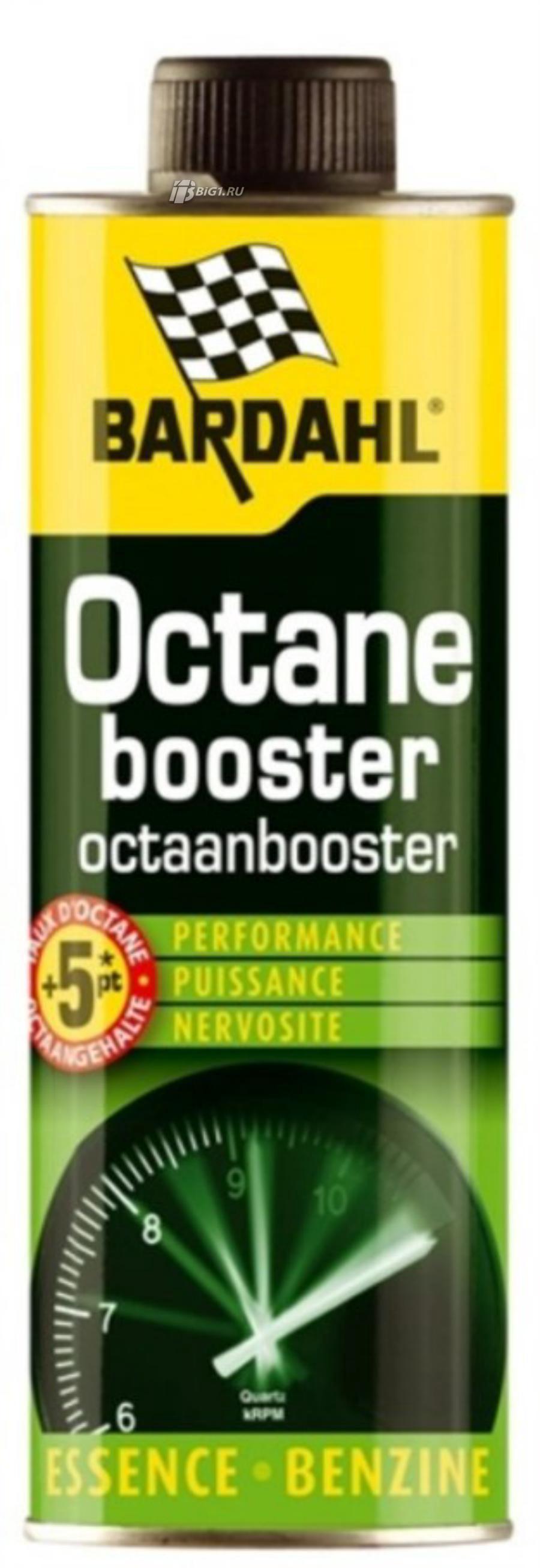 Топливная присадка для бензиновых двигателей Octane Booster – Auto, 500мл.