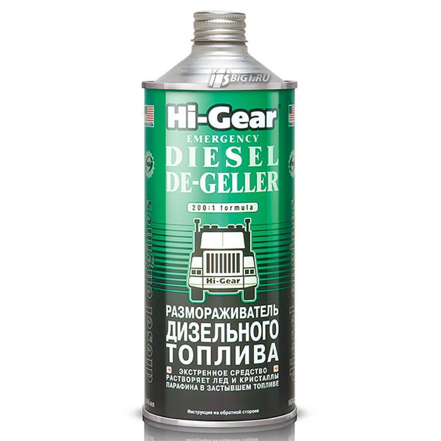 Размораживатель дизельного топлива 946мл (6шт)
