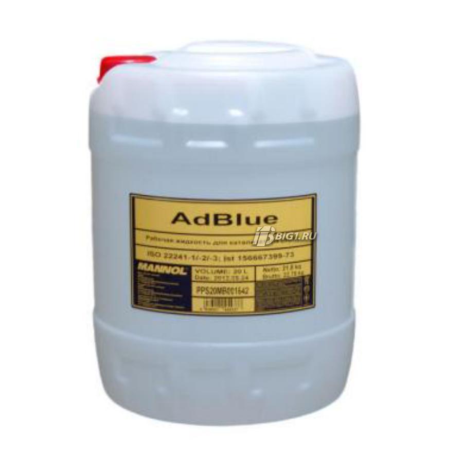 Рабочая жидкость для катализатора Mannol (SCR) Ad Blue