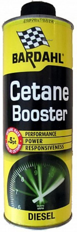 Добавка к дизельному топливу Cetane Booster, 500мл.