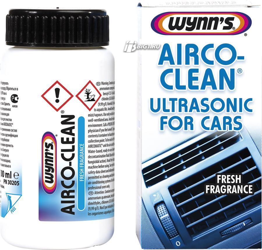 "Очиститель кондиционера ""Airco-Clean – Ultrasonic for cars"", 100 мл"