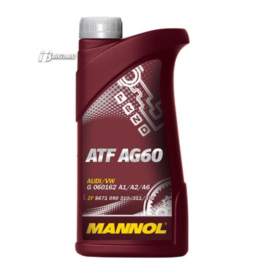 Масло  ATF AG60   1L
