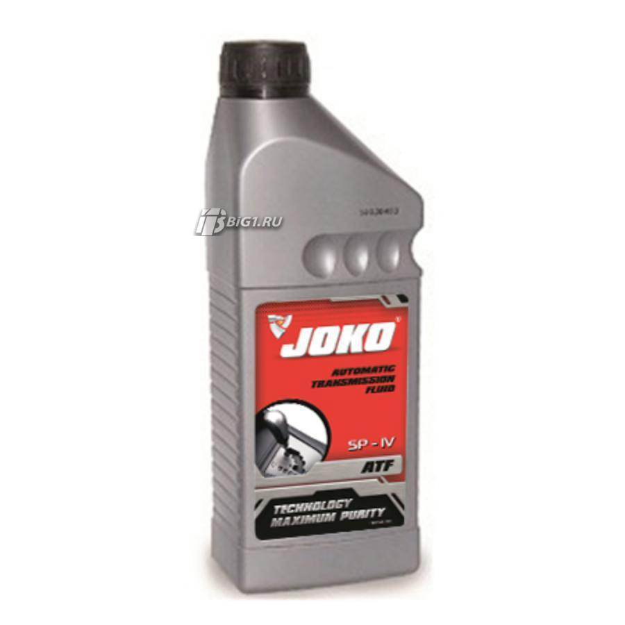 Трансмиссионное масло JOKO ATF Type SP-IV 1л