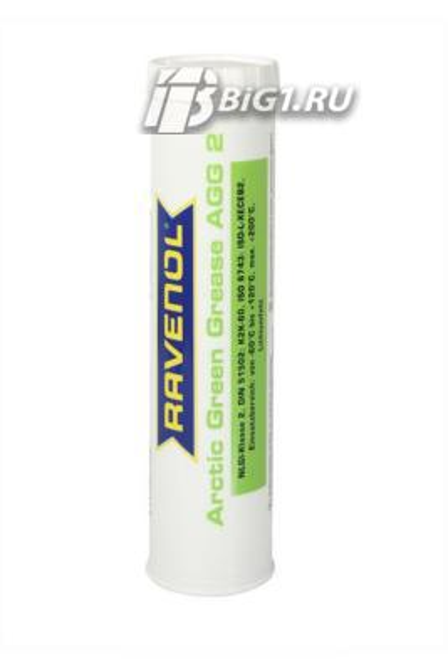 Смазка Ravenol Arctic Green Grease AGG2 (0,4кг)