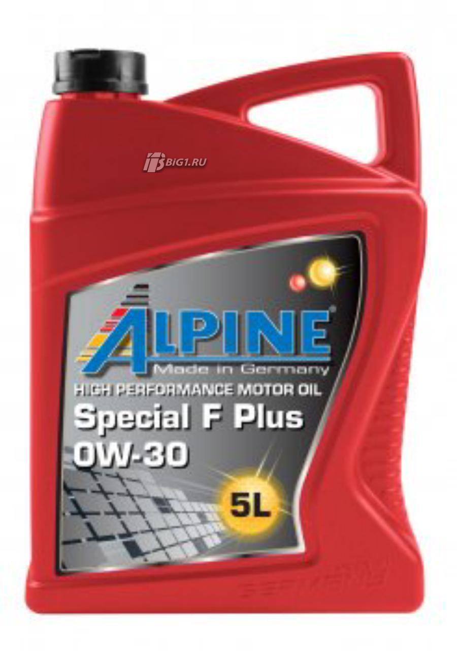 ALPINE Special F Plus 0W-30