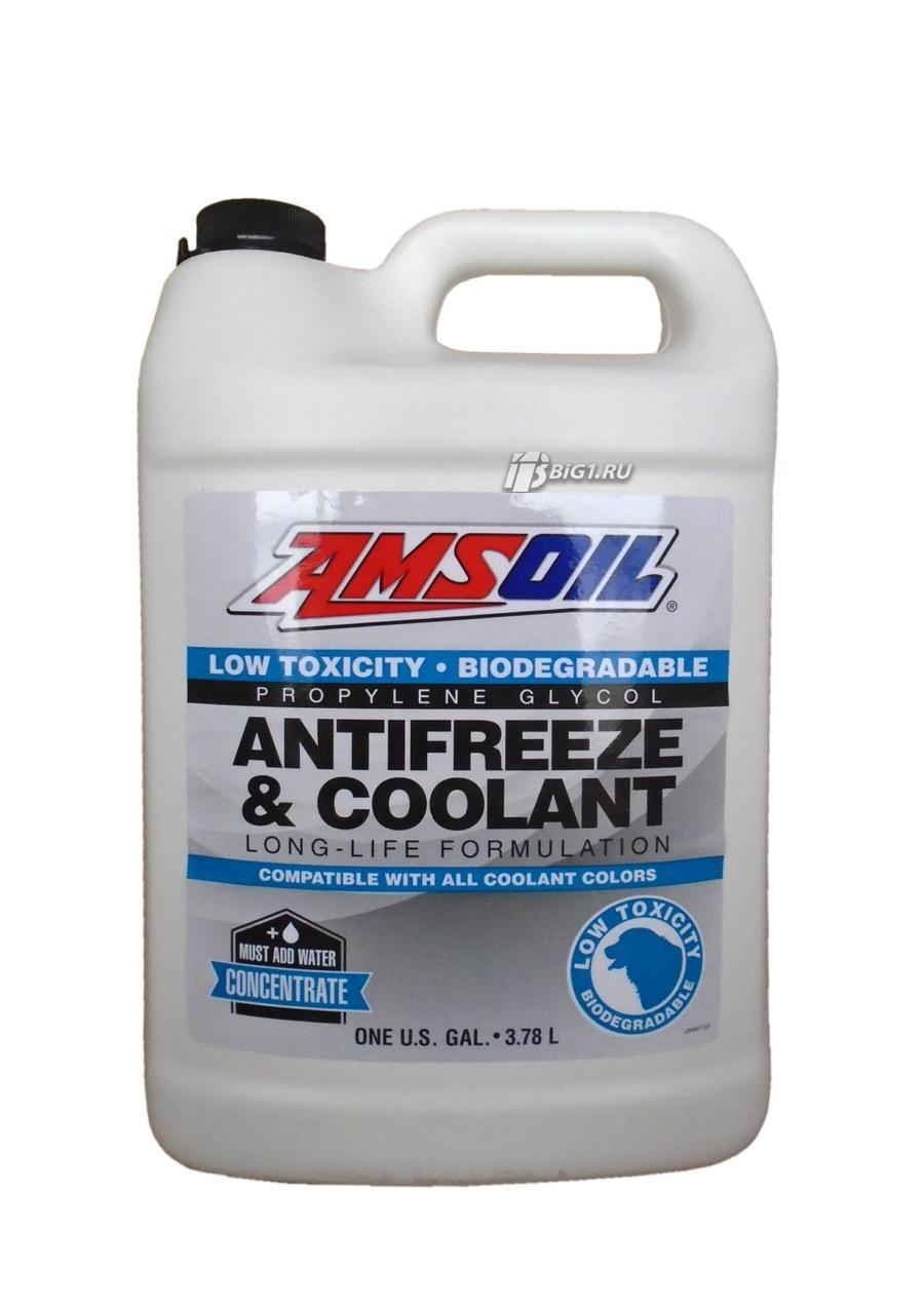 Антифриз-концентрат Antifreeze and Engine Coolant, 3,78л