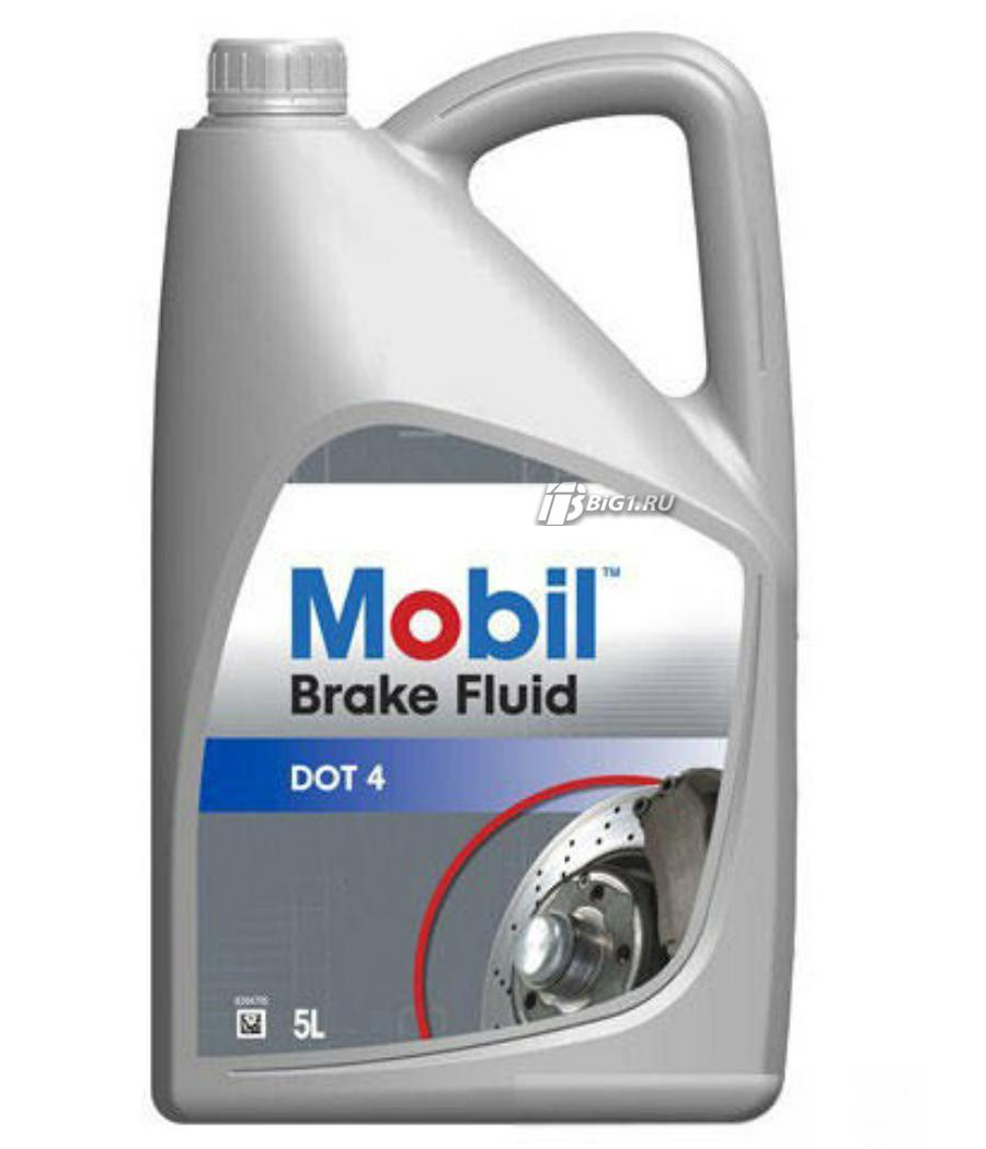 Жидкость тормозная dot 4, 'BRAKE FLUID', 5л