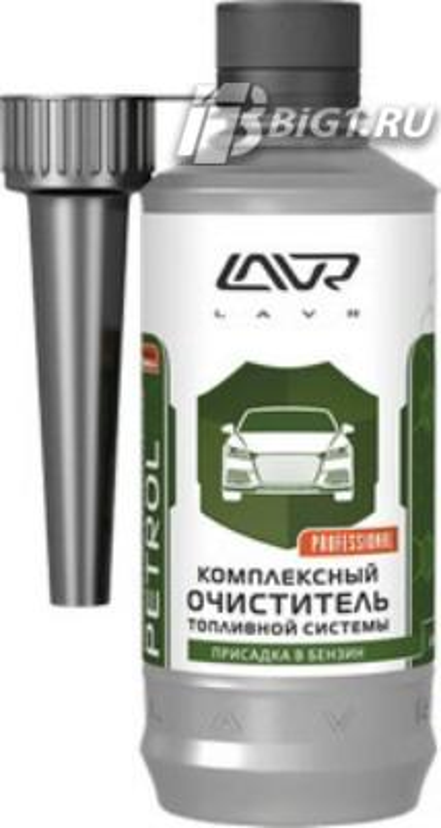Очиститель топлива присадка в бензин (на 40-60л) LAVR Complete Fuel System Cleaner Petrol