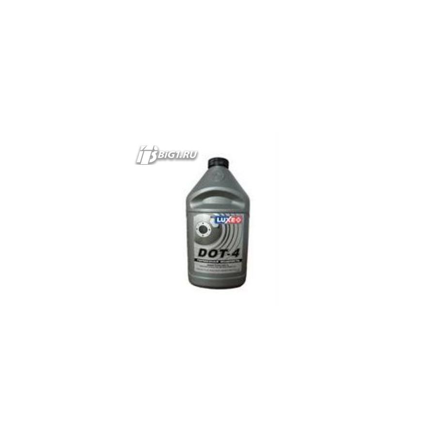 Жидкость тормозная dot 4, 'BRAKE FLUID', '0,91л