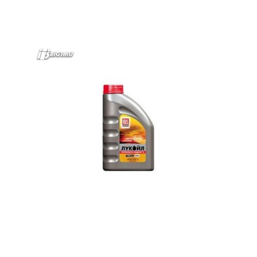 Жидкость тормозная DOT 3, 'BRAKE FLUID', '0,91л