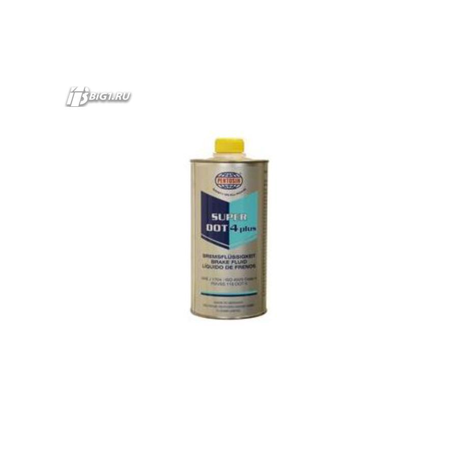 Жидкость тормозная DOT 4 +, 'SUPER', '0,5л