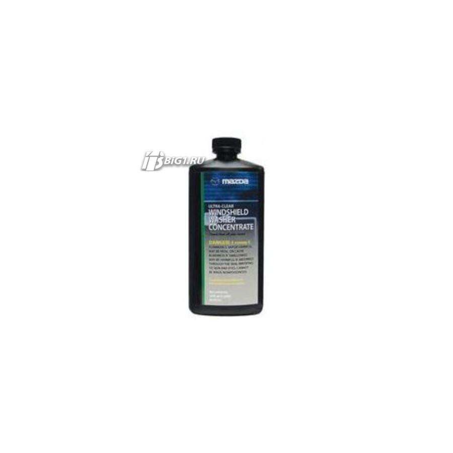 Жидкость для омывателя стекл концентрат Ultra-Clear Windshield Washer Concentrate ,473 мл