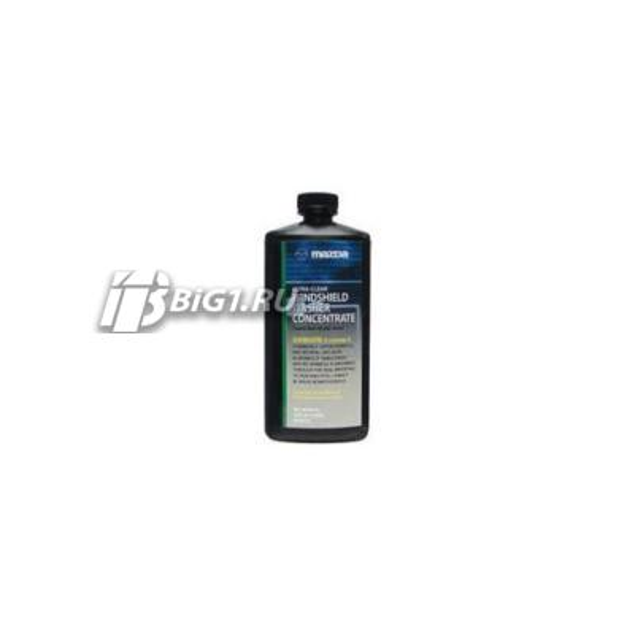 Жидкость для омывателя стекл концентрат Ultra-Clear Windshield Washer Concentrate ,960 мл