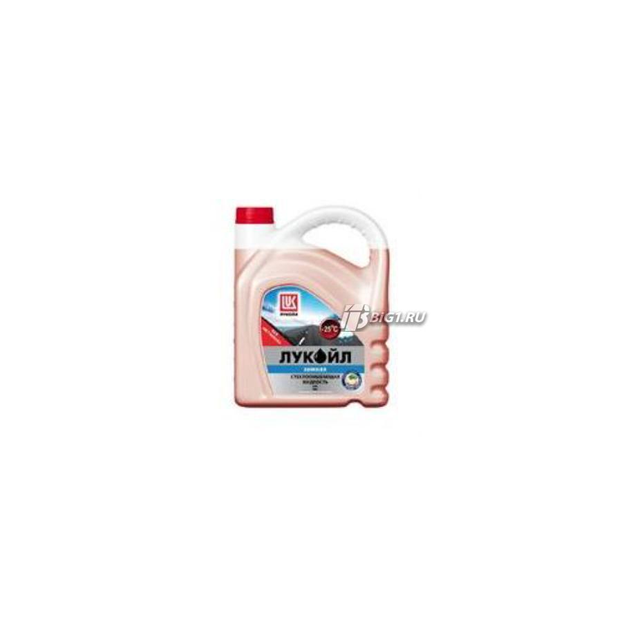 Жидкость для омывателя стекла -25, 4л