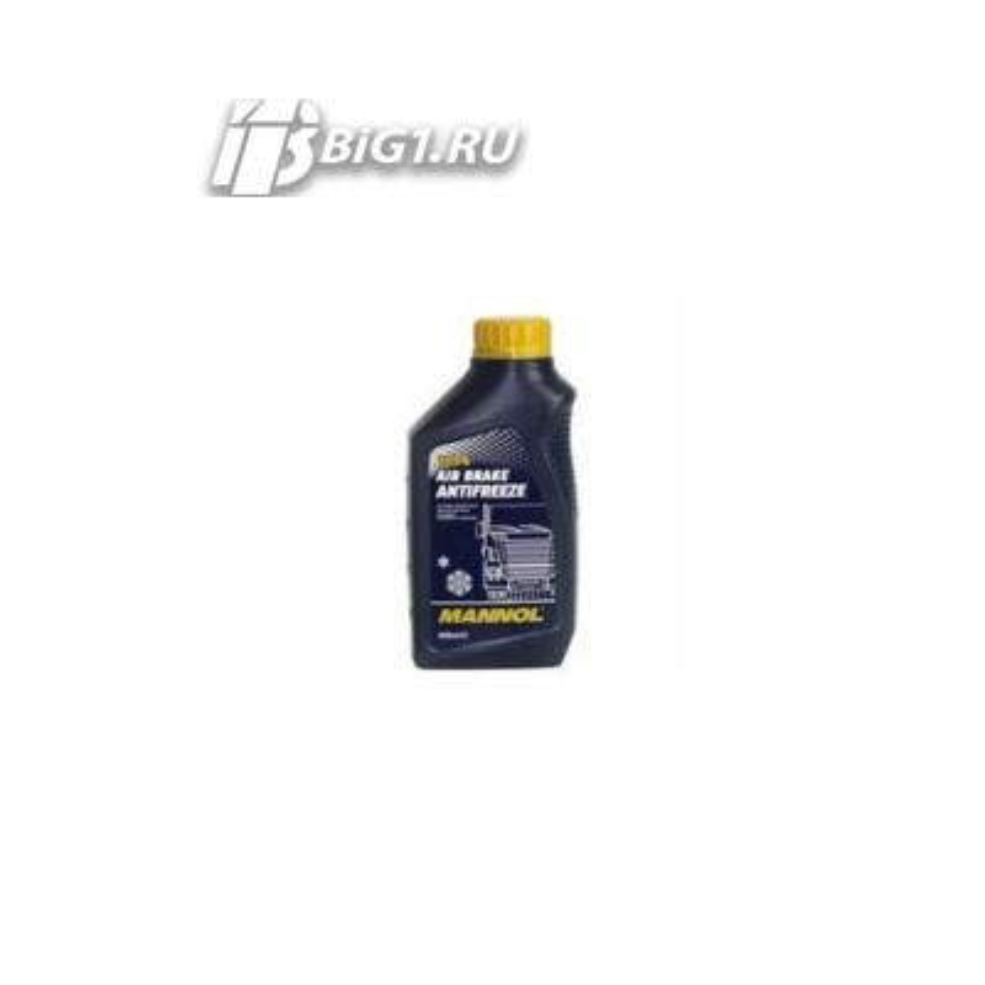 Антифриз воздушных тормозов Air Brake Antifreeze, 0,5 л