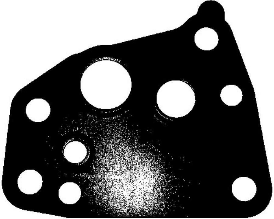 Прокладка, впрыск масла (компрессор); Прокладка, выпуск масла (компрессор)