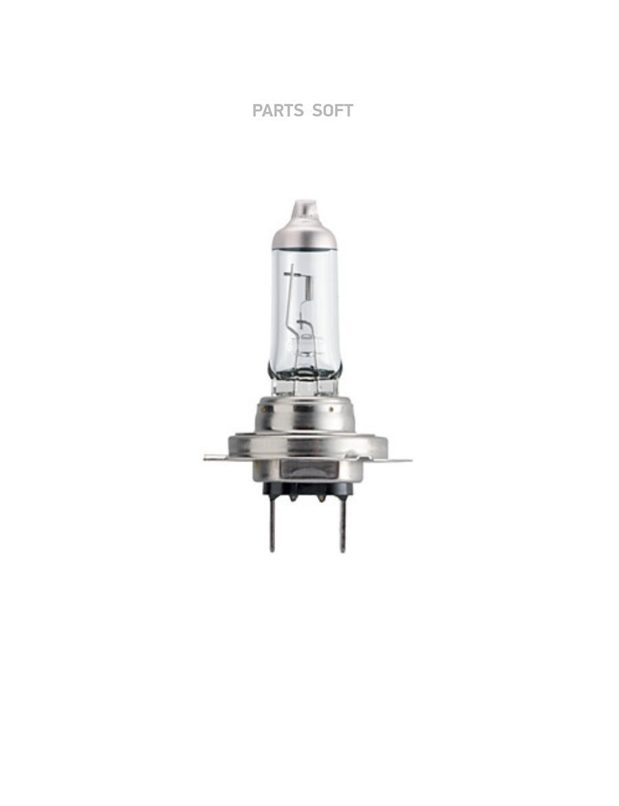 Лампа галогеновая H7 LongLife EcoVision 12V 55W PX26d B1