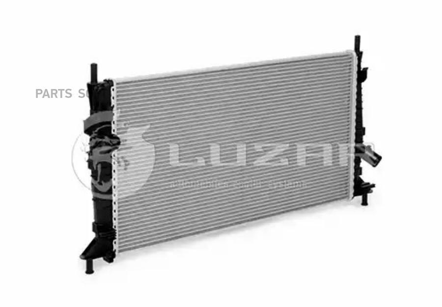 Радиатор охлаждения для а/м FORD FOCUS II 05-  A/C