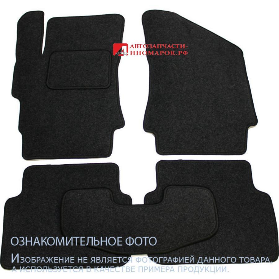 Коврики в салон CITROEN C4 Aircross АКПП 2012-, внед., 5 шт. текстиль