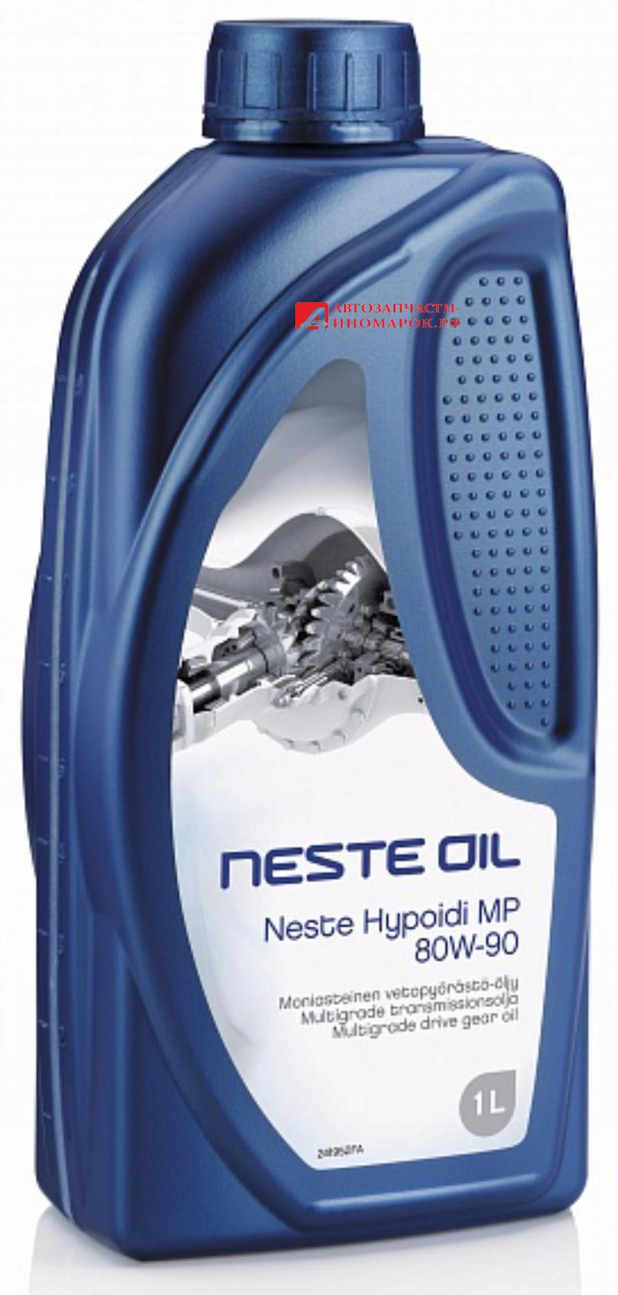 Масло трансмиссионное минеральное HYPOIDI MP 80W-90, 1л